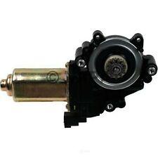 Power Window Motor Front Left NAPA/ELECTRICAL MOTORS-RAY 493692 Reman
