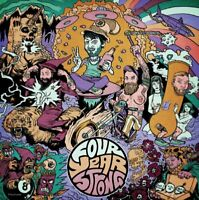 FOUR YEAR STRONG-S/T-JAPAN CD E25
