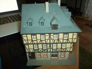 sehr schönes altes Wohnhaus,Fachwerkhaus H0 Fertig Gebaut