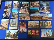 Jerusalem Postcards lot Of 21 Vintage