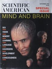 MIND AND BRAIN September 1992 SCIENTIFIC AMERICAN SPECIAL Magazine
