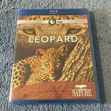 Nature: Revealing the Leopard (Blu-ray Disc, 2010, Widescreen) Brand New Sealed