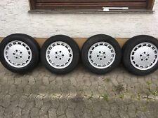 1 Satz Mercedes Gullideckel Fuchs Felgen 7J x 15 W126 W107 W124 W201 W202 W123