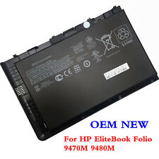 Genuine BT04XL Battery HP EliteBook Folio 9470M 9480M HSTNN-DB3Z 687945-001