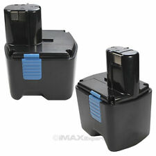 2x 18V 3.0AH Ni-Mh Battery for HITACHI EB1830H G18DL WR18DL WH18DL RB18DL UB18DL