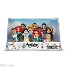 AUTHENTIC DISNEY PRINCESS TODDLER FIGURINE FIGURE CAKE TOPPER PLAY SET TOY