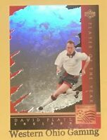 1994 World Cup USA David Platt #WC3 Player Of The Year Soccer Card