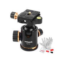 Pergear TH3 Pro Tripod Ball Head 8KG/17.63lb Payload 360 Degree Fluid Rotation