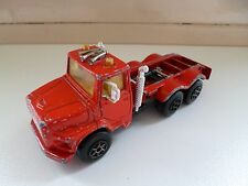 Truck - Majorette - 1/60 - Red - France
