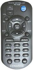 KENWOOD KDC-HD548U KDCHD548U KDC-HD552U KDCHD552U GENUINE RC-405 REMOTE