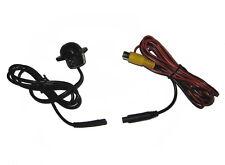 Rückfahrkamera Farbe, 170° Blickwinkel, EXTREM klein, NTSC Farbnorm für BMW TV