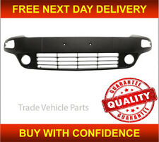 FIAT PUNTO EVO 2010- FRONT BUMPER GRILLE WITH FOG LIGHT LAMP SPOT HOLES NEW