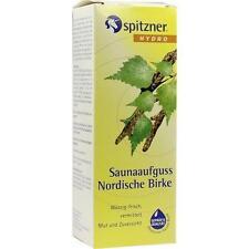 Spitzner Sauna Infusione NORDICA betulla Hydro 190ml PZN 4967153