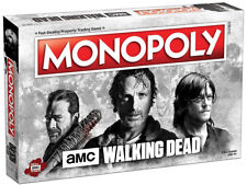 USAopoly AMC The Walking Dead Edition Monopoly Board Game NEW