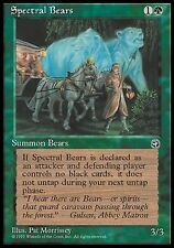 ▼▲▼ Spectral Bears (Ours spectraux) HOMELANDS #122 ENGLISH Magic MTG