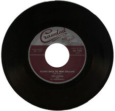 """JOE LIGGINS & HIS 'HONEYDRIPPERS'  """"GOING BACK TO NEW ORLEANS""""  R&B     LISTEN!"""