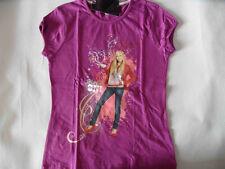 HANNAH MONTANA schönes T-Shirt Gr. 152 NEU