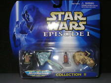 STAR WARS MICRO MACHINES COLLECTION 2 EPISODIO1 NUOVO