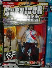 WWE CORPORATE MANKIND FIGURE AUTOGRAPHED BY MICK FOLEY