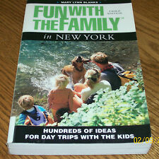 Fun with the Family in New York, 3rd Ed. (2001) - Library Binding
