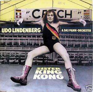 LP / UDO LINDENBERG UND DAS PANIK-ORCHESTER / SELTEN /