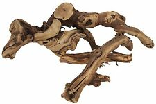 Fluker Reptile Terrarium Deluxe Driftwood Medium 20 Gal