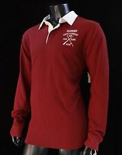 Diamons Supply co. Fish Game Burgundy Crew L/S Shirt Mens shirt Size Large