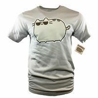 NWT PUSHEEN Men's T-shirt Cool Cat