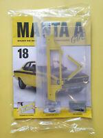 Manta A GT//E  Bauteile  Nr 6  von  HACHETTE