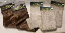 Vintage 1995 Fibre Crafts Faux Fur 12