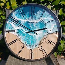 Ocean Inspired Clock