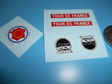 (Tr 33) CORGI TOYS GS13 Renault TOUR DE FRANCE PARAMOUNT transfer / decalcomanie