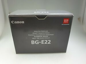 Canon BG-E22 Batteriehandgriff für EOS R Akkugriff OVP