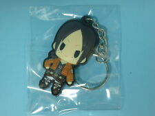 Attack on Titan Rubber keychain collection 2 Ymir Tone Craft