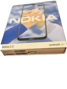 """New Nokia 2.3 Charcoal 32GB 6.2"""""""