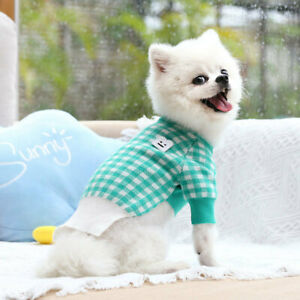 Soft Warm Pet Dog Sweater Clothes Knitted Jumper Puppy Cat Coat Jacket Knitwears