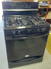 """Frigidaire - 30"""" Self-Cleaning Freestanding Electric Range - Stainless-Steel"""