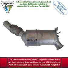 BMW X1 Dieselpartikelfilter DPF Rußpartikelfilter Original Austausch