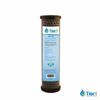 10 x 2.5 Inch 5 Micron Carbon Block Water Filter