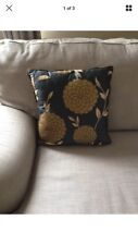 Laura Ashley Silk Cushion