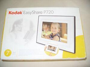 KODAK EASYSHARE P720 DIGITAL PICTURE FRAME