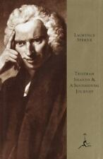 Tristram Shandy and A Sentimental Journey (Modern Library)
