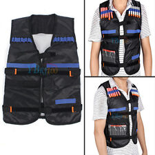 Tactical Vest Coat for Gun Nerf Guns Accessories 12 Darts for