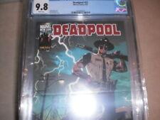 DEADPOOL 22 CGC 9.8 DEADPOOL IN THE MCU MOVIES 6/10