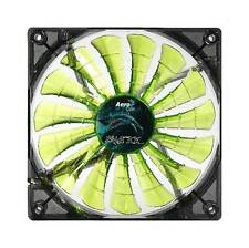 AeroCool Shark 140mm Green LED Case Fan
