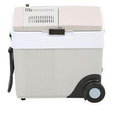 Portable Mini Fridge Car Cooler 12v Electric Travel Warmer Can Camping w/ Wheels