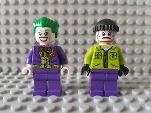 Lego Figur Super Heroes THE JOKER + HENCHMAN Sammelfigur 6863