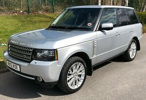LAND ROVER RANGE ROVER WESTMINSTER TDV8 AUTO 4.4 DIESEL MUST SEE EXAMPLE