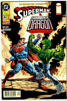 DC gegen Marvel - Superman & Savage Dragon Nr. 34 - Dino entertainment AG (2000)