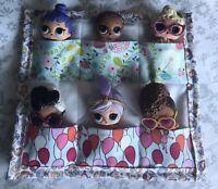 lol doll sleeping bag